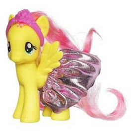 My Little Pony Royal Ball Set Fluttershy Brushable Pony