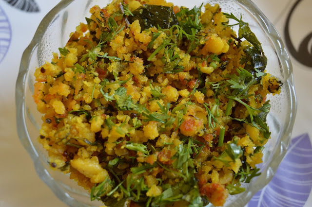 Zunka Recipe
