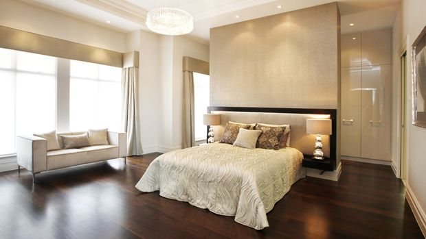65 Inspiring Ideas For The Wall Behind Bed Home Decor