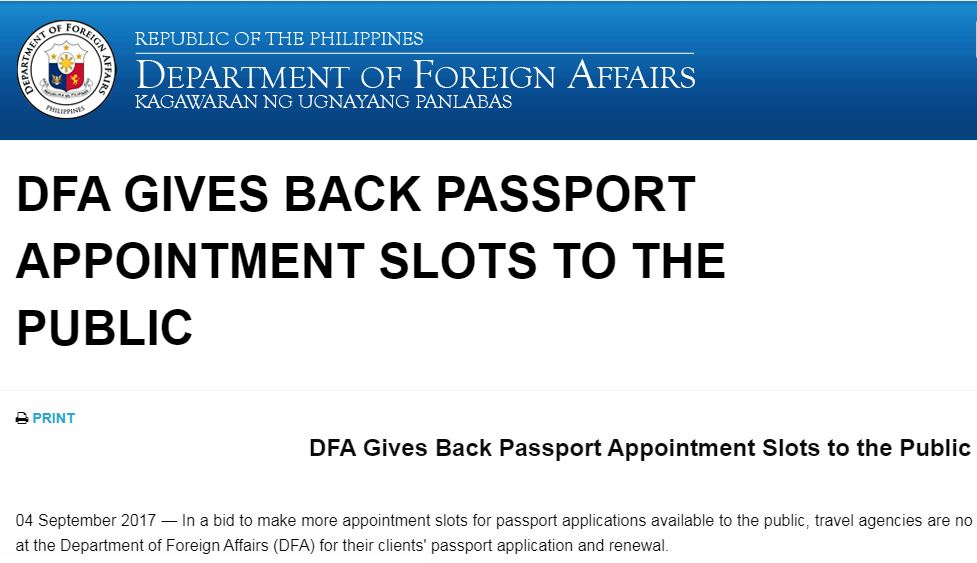 https://dfa.gov.ph/newsroom/dfa-releasesupdate/13805-dfa-gives-back-passport-appointment-slots-to-the-public?platform=hootsuite