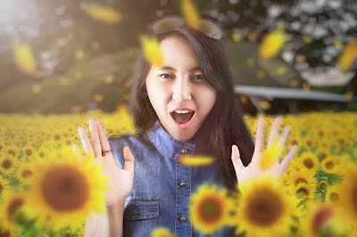 Tutorial Blur Effect Photoshop CS6