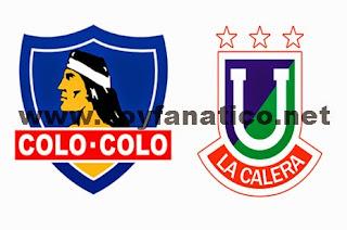 Colo Colo vs Union La Calera 2016