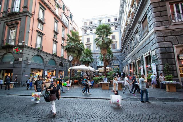 Funicolare centrale-Napoli