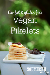 Gluten Free Vegan Pikelets Recipe