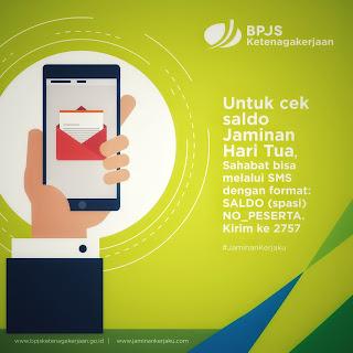 Cara Cek Saldo JHT BPJS Tk Lewat SMS Ternyata Gampang Banget!