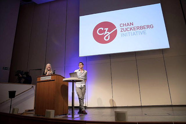 The first major science effort the Chan Zuckerberg Initiative is taking on is the Human Cell Atlas