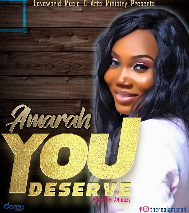 #Music: You Deserve - Amarah | @therealamaral