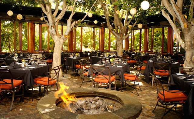 Visite alguns dos restaurantes de Palm Springs
