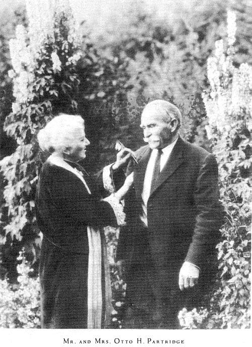 Otto H. Partridge  Skagway Stories