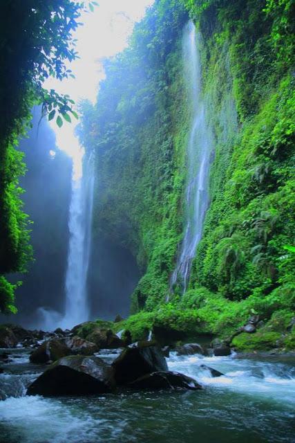 tempat ini memang gak ada habisnya untuk di kunjungi Air Terjun Langkuik Tamiang Malalak, Surga Yang Tersembunyi Di Sumbar