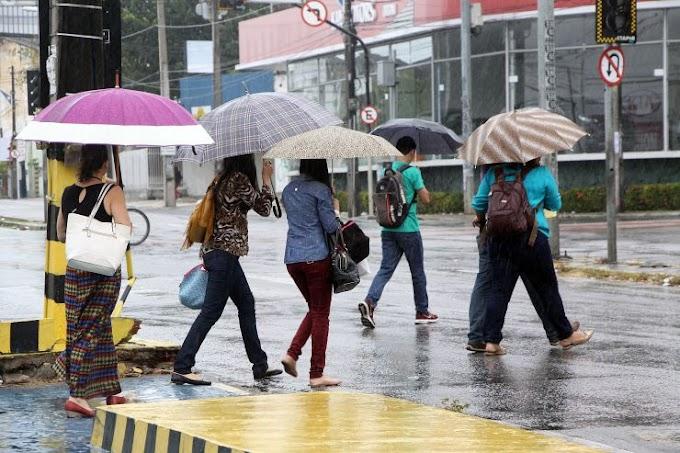 Chuvas se intensificam e atingem 51 municípios do Ceará; Aracati registra maior volume