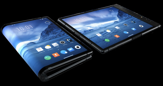FlexPai Phone-Flexible Phone/Foldable Mobile ~ Firstpost.co - News, Latest Updates, Business News Ideas Online
