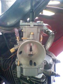 [Tips Jitu] Cara Setting Karbu Motor Ukuran Besar