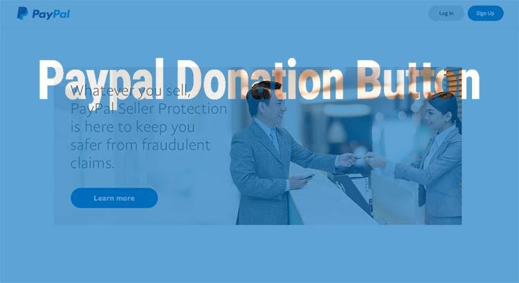 Membuat Tombol Donasi Paypal Terbaru 2016