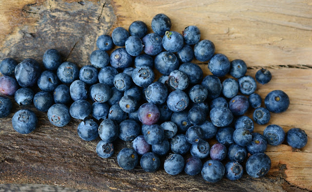 blueberries fight inflammation in the body