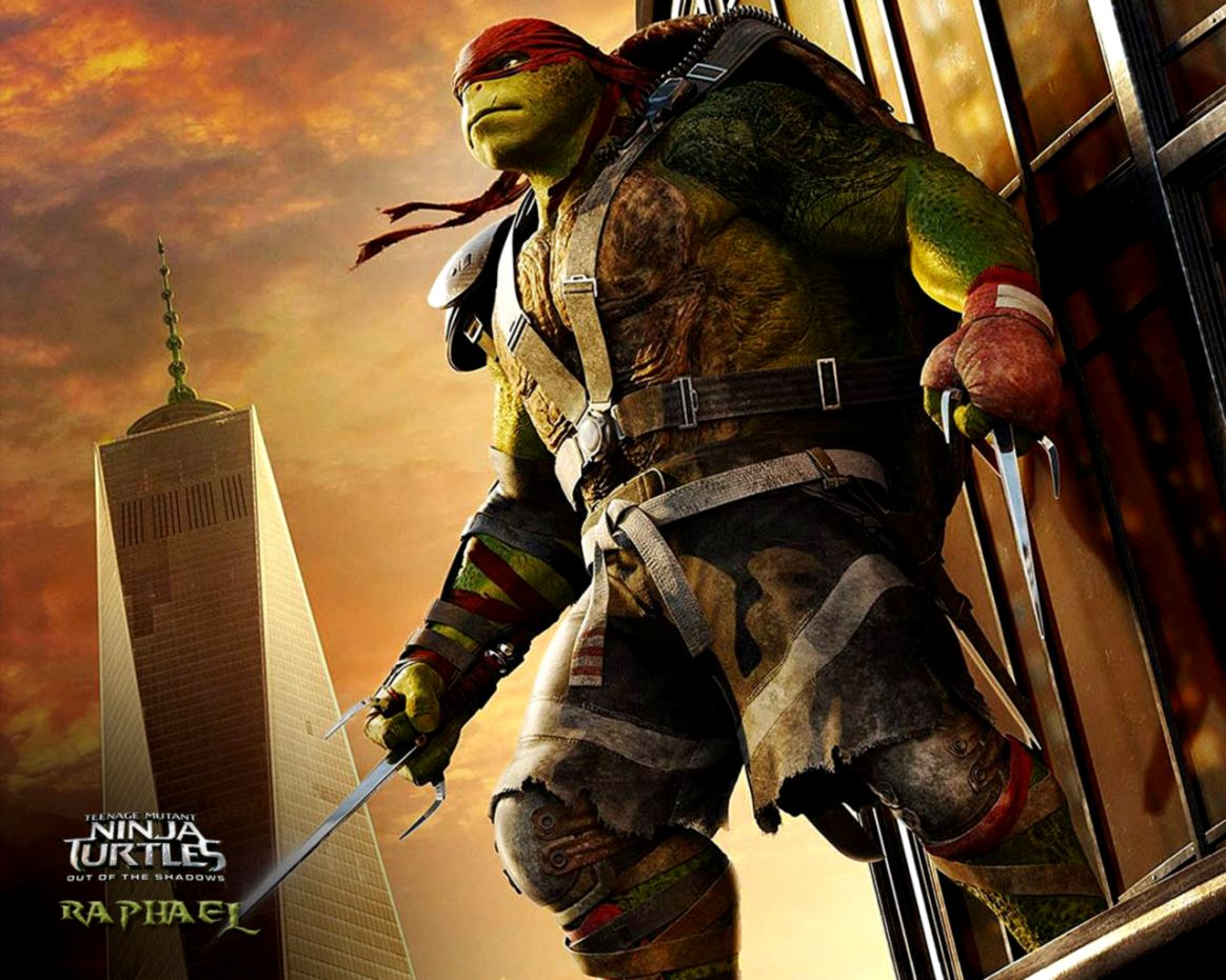Teenage Mutant Ninja Turtles 2 Hd Stills Wallpapers