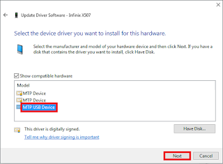HOW TO FIX USB NOT RECOGNISED ON PC - MTP ANDROID