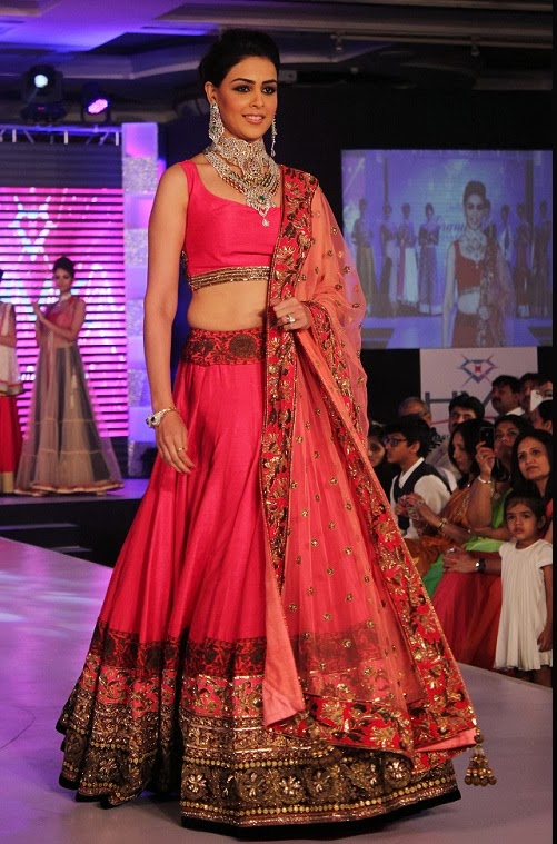 Student Of The Year Actress Alia Bhatt Wears A Black Net Lehenga Choli At Filmfare