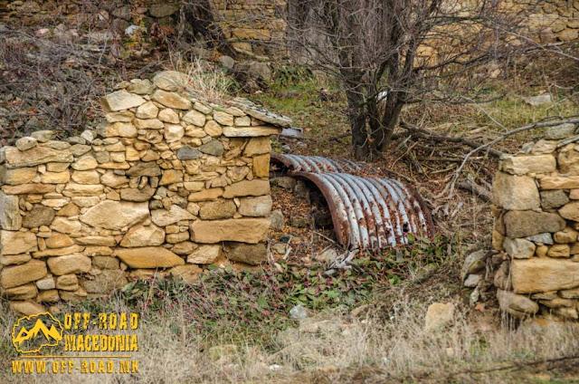 Chanishte village, #Mariovo, #Macedonia