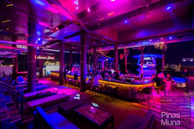 Aqua beach club in angeles city pampanga for Upbeat house music