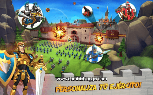App Lords Mobile para Android
