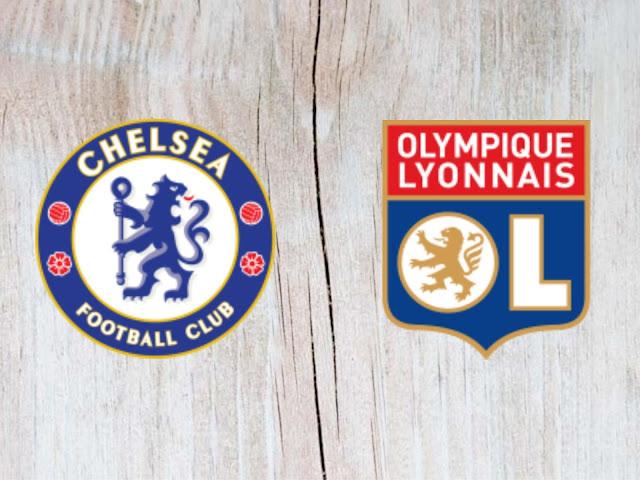 Watch Chelsea vs Olympique Lyonnais Full Match & Highlights - 07 August 2018