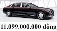 Giá xe Mercedes Maybach S560 4MATIC 2018