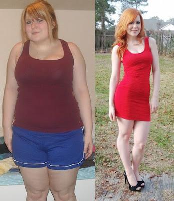 как быстро похудеть фото до и после