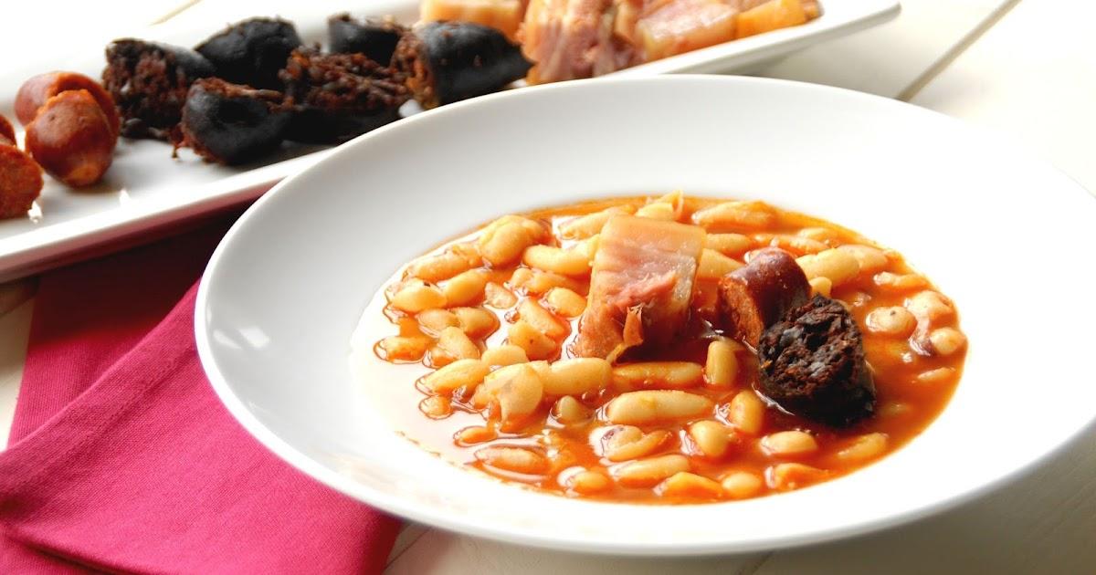 Fabada asturiana saltando la dieta blog de cocina for Como cocinar fabada asturiana