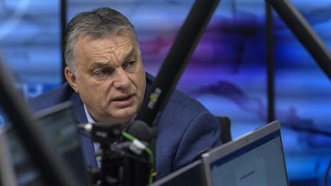 Orbán Viktor Brazíliába utazik szilveszterkor