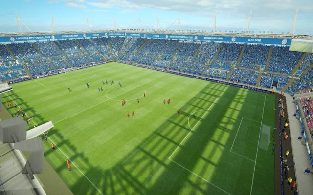 PES 2013 King Power Stadium - (Leicester)