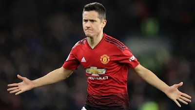 Man U's Ander Herrera breaks silence on PSG transfer rumours