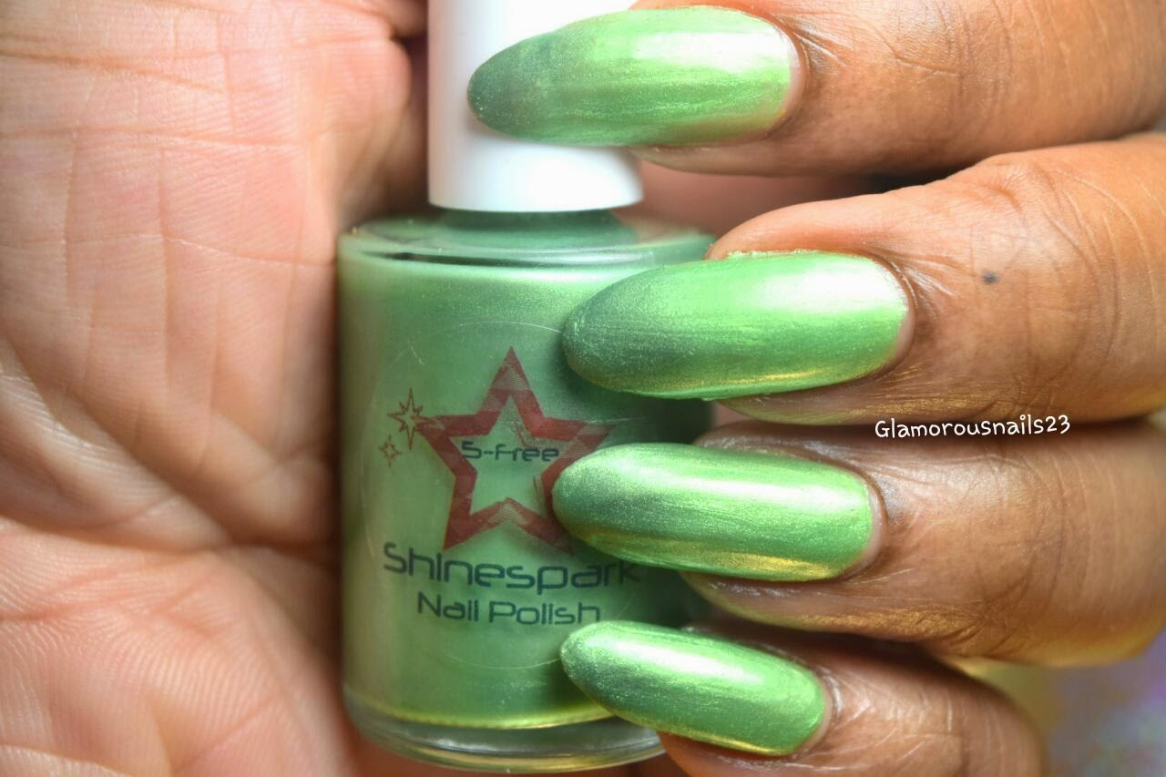 Shinespark Polish Humming Bird Swatch