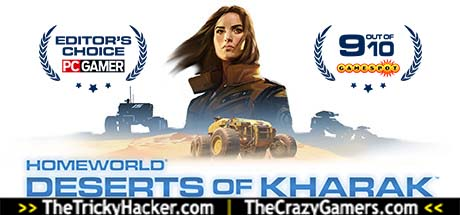 Homeworld Deserts of Kharak Free Download Full Version Game PC