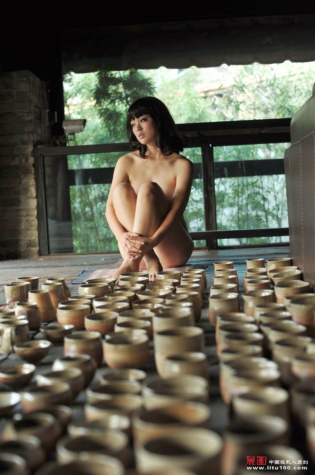 DSC 7171 - Chinese Nude Model Su Quan [Litu100]   18+ gallery photos