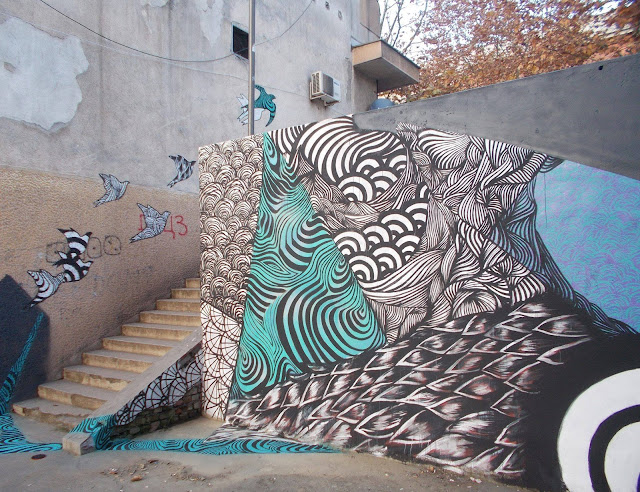 Images gallery (#11) of street art, the best unauthorized art
