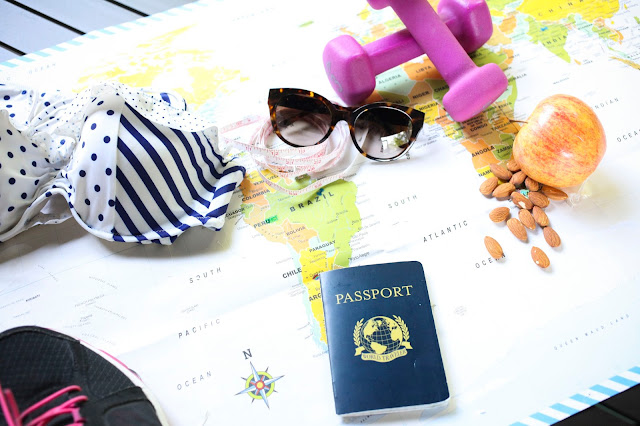 lose weight on your next vacation