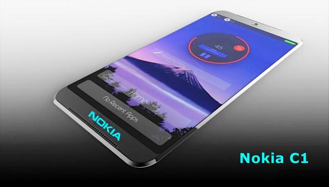 نوكيا C1، نوكيا سعر C1، C1 نوكيا