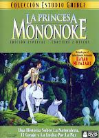 Princesa Mononoke mononoke-hime