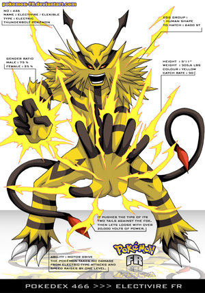 Pokemon Fr