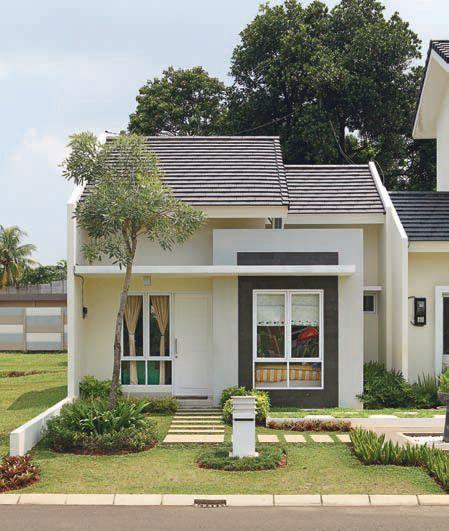 Dekorasi Rumah Minimalis Dengan Paduan Warna Hitam Putih Yang Super