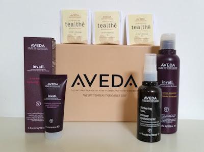 Aveda Invati Hair Experience