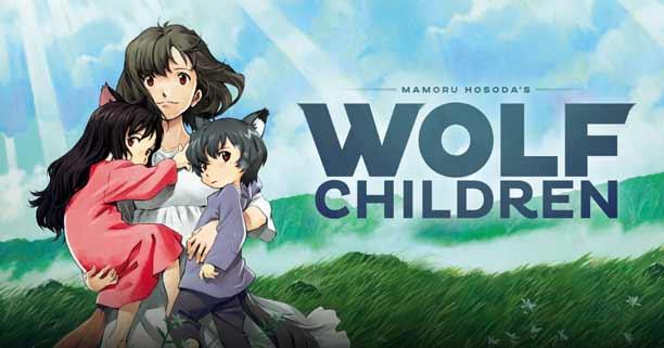Daftar Rekomendasi Anime Sedih Terbaik - Wolf Children