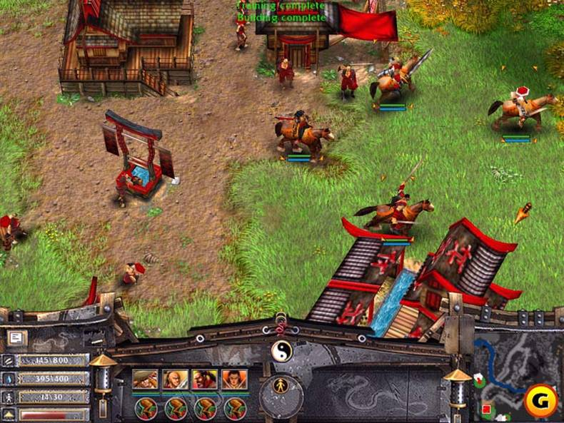 Battle Realms PC Version Full Game Free Download