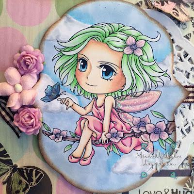 Art by Miran Fairy Freya