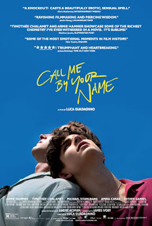 Call Me By Your Name - Poster & Trailer