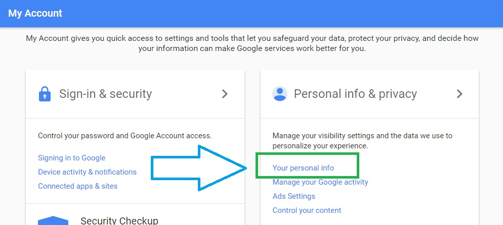 How to Change the phone number on your gmail account - Newsqusto