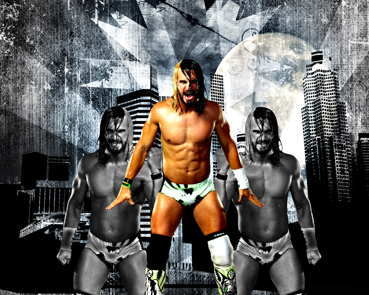 Creation Studio Wwe Seth Rollins Wwe Wallpaper
