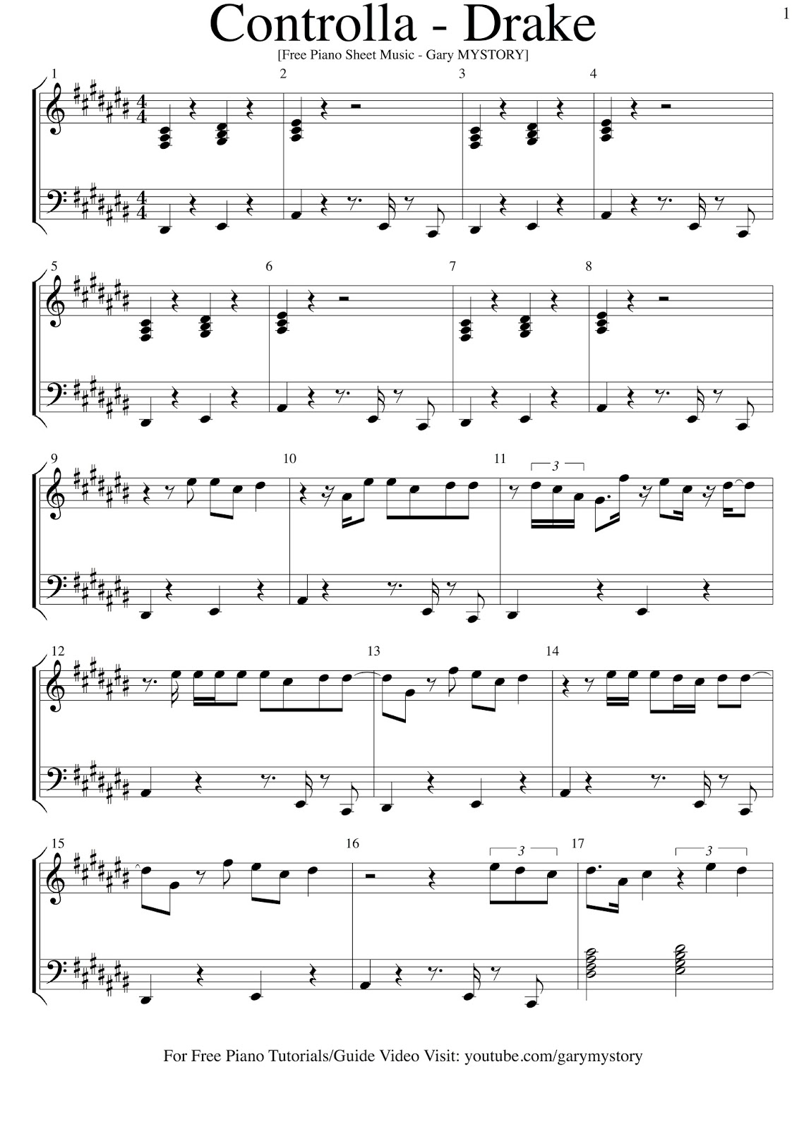 piano sheet with letters piano sheet free with letters song piano 376