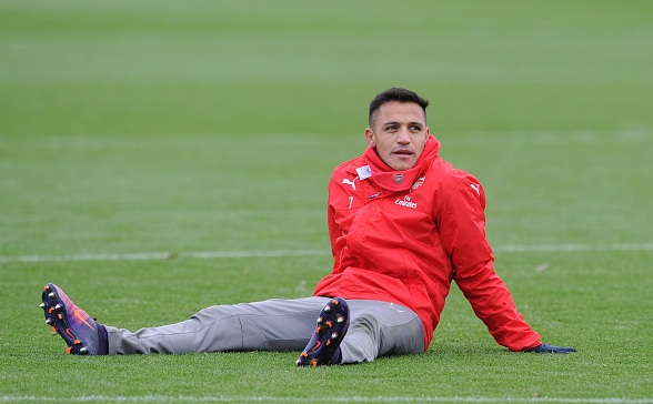 Arsenal hoping for Alexis Sanchez return